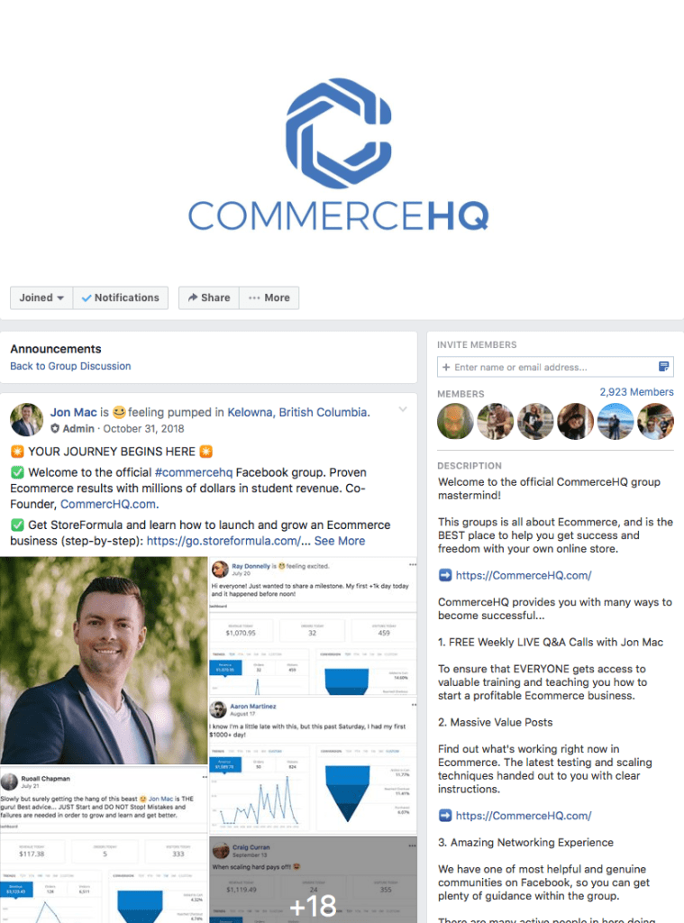 CommerceHQ vs Shopify 6