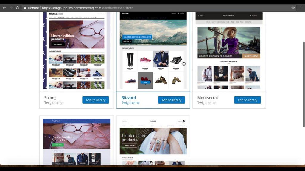 CommerceHQ vs Shopify 3